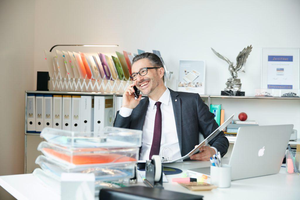 Richard Keller Chance für Berufserfahrene